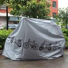 Bicycle Bike Cover Outdoor Rain Dust Protector Waterproof Anti-UV Nylon
