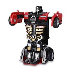 One Step Impact Deformation Car Mini Transformation Robot Toy