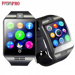 The new hot Smartwatch SIM/TF Cool Bluetooth bracelet silver one size