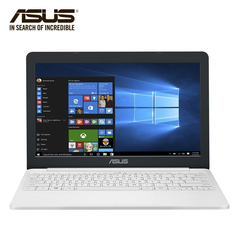 ASUS E200HA 11.6-inch ultra-thin laptop Win10 2GB+32GB PC computer white one size