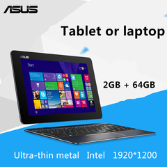 Asus T1Chi 10.1 inches windows tablet with keyboard laptop 2+64GB Ultra-thin metal computer black