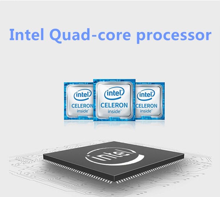15.6-inch laptop 1080P Ultra-thin fashion computer 2GB+32GB~6GB+512GB SSD black 6+256GB 2