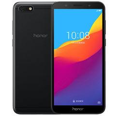 HUAWEI honor 7 smartphone 5.45-inch 18:9 screen Dual LTE SIM Fashion metal black
