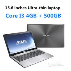 Refurbished ASUS X550C core i3 15.6-inch 4GB+500GB Hard disk ultra-thin laptop