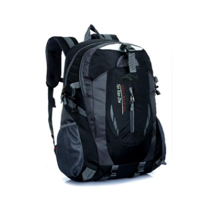 3825522d7d2 Men Backpack mochila masculina Waterproof Designer Male Escolar High  Quality Unisex Travel bag black F