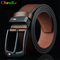 ChenKe Luxury leather belt men's belts men's jeans retro black wide strap belt strap brown coffee uniform code