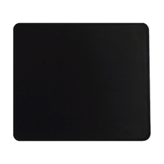 Gaming Mouse Pad 24*20cm Anti-slip Black Mice Mat Mice Pad Mouse Rug for Laptop PC Computer Tablet black one size