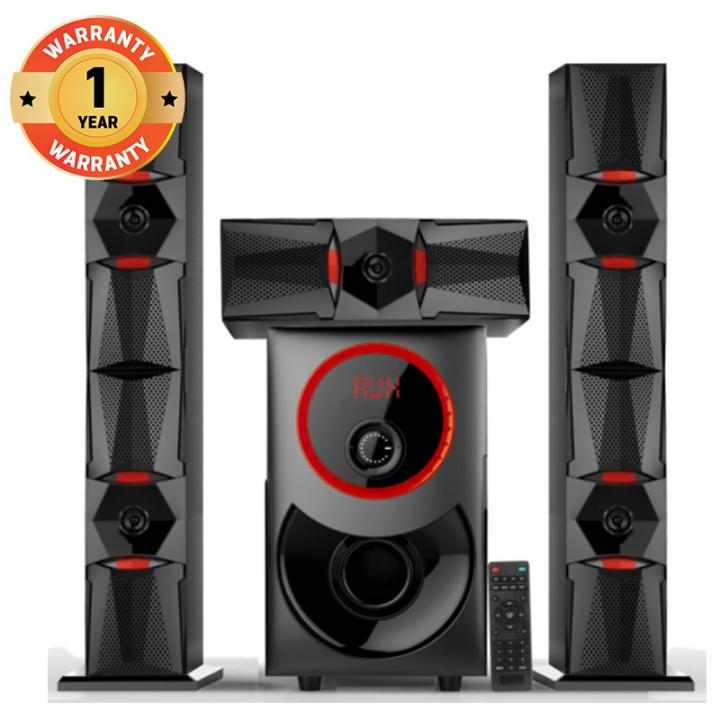VITRON V833H Home Theater Sound System 3.1 Multimedia Bluetooth Speaker Subwoofer black 105w V833H