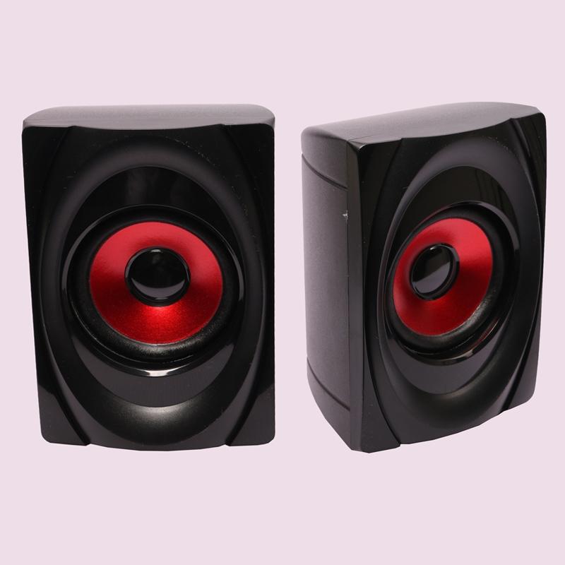 VITRON V019 Home Theater Sound System 2.1 Multimedia Speaker Subwoofer black 25w V019 2