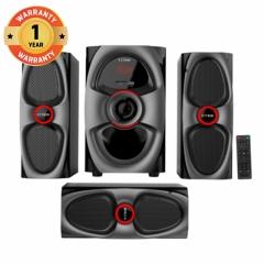 VITRON V631D Home Theater Sound System 3.1 Multimedia Bluetooth Speaker Subwoofer black 90W V631D