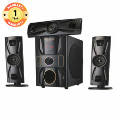 VITRON V634 Home Theater HI-FI Multimedia System  Bluetooth Speaker Subwoofe black 60w V634