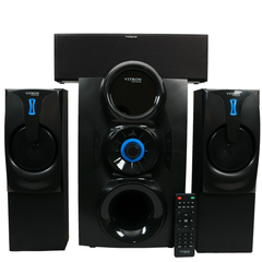 VITRON V834D Home Theater Sound System 3.1 Multimedia Bluetooth Speaker Subwoofer black 75w V834D