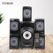 VITRON V5108 Sound System 2.1 Functional Remote Speaker Subwoofer black 85w V5108