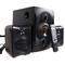VITRON V363 Home Theater 2.1CH Stereo Multimedia Speaker System Subwoofer black 20w V363
