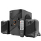 VITRON V361 Home Theater 2.1CH Stereo Multimedia Speaker System Subwoofer Black 20w V361