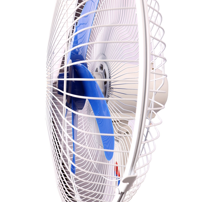 Lyons Stand Fan Powerful and Quiet ,5-Speed, Household Fan air conditioner Blue 4