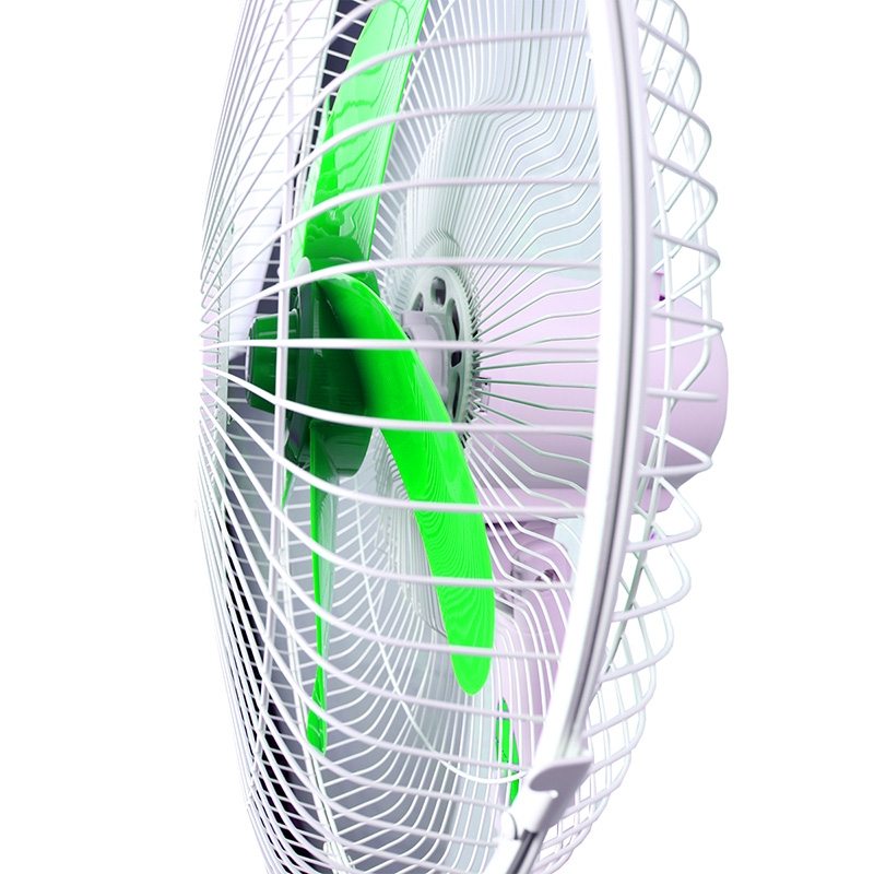 Lyons Stand Fan Powerful and Quiet ,5-Speed, Household Fan air conditioner Green 4