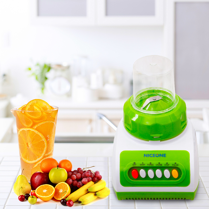 NICEONE 2 in 1 Blender with Grinder PN-999 1.5LGreen Green