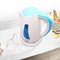 Lyons Electric kettle boiler hot water heating Household heater Blue white One size