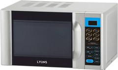 LYONS D70H20AL-D4 - Digital Microwave Oven Grill - 20L Silver 20l 900W Silver 20L 900W