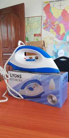 Lyons iron box Spray Iron Box - Blue Blue