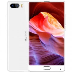 Bluboo S1 4G Phablet 5.5 inch Android 7.0 Helio P2 WHITE