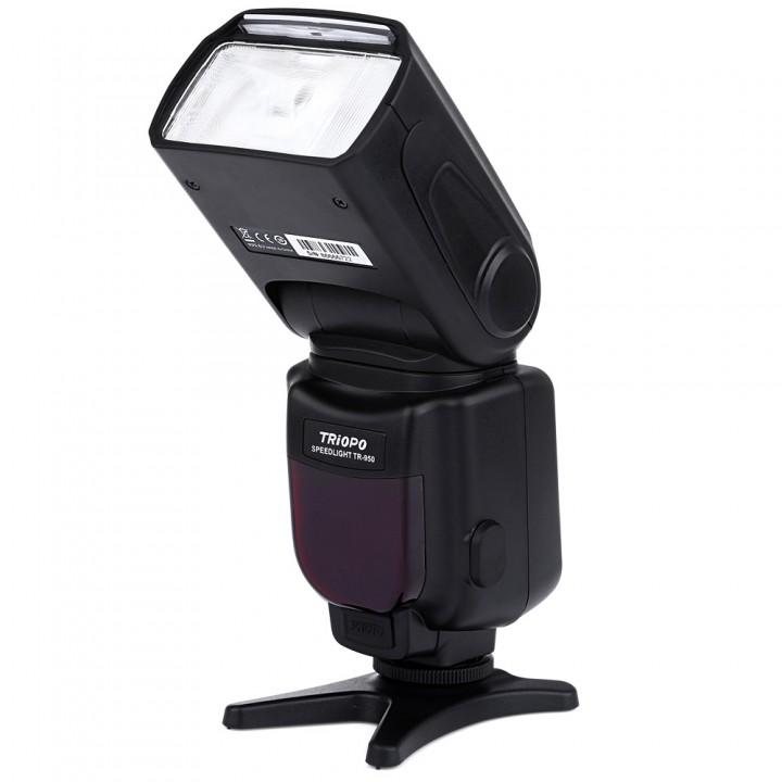 TRIOPO TR - 950 Manual Multi Flash Speedlight for  BLACK