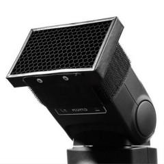 Honeycomb Grid Soft Box Flash Diffuser Bouncer for BLACK