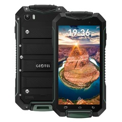 GEOTEL A1 3G Smartphone Android 7.0 4.5 inch MTK65 GREEN