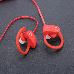 Bluetooth headset dual ear mini ear in-ear stereo cross-border explosion sports earplugs Red box