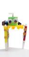 Doodling Robot Green &Yellow small