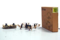 DIY Drone brown s