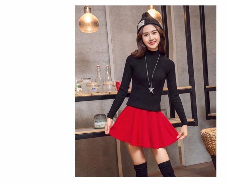 0be7cba1ba034 M-5XL Plus Size Shorts Skirts Women s Solid Mini Pleated Skirt .