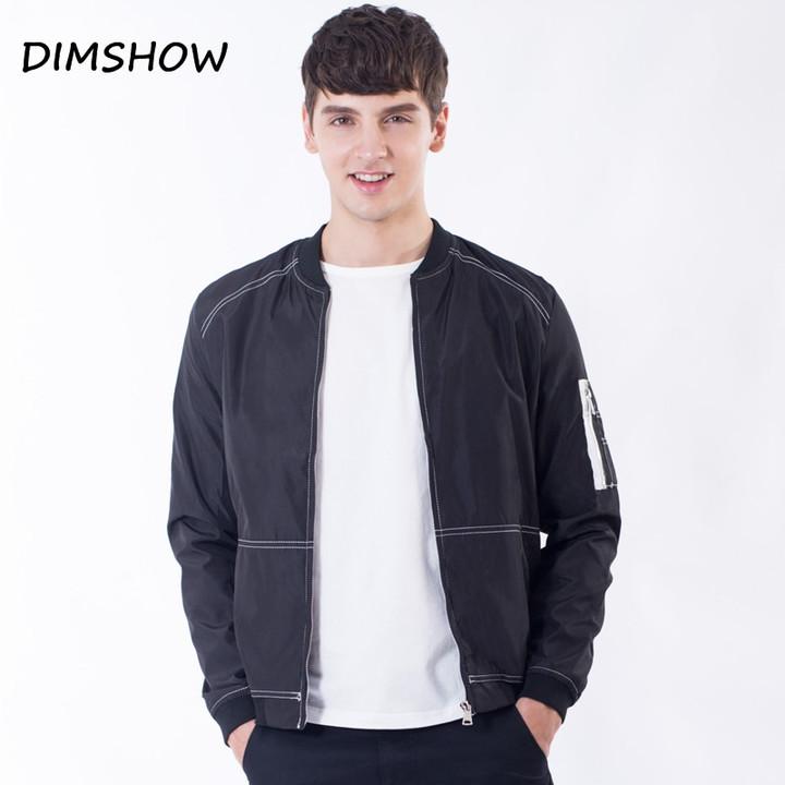 revendeur 77869 3552f Fashion Design Bomber Jacket Casual Veste Homme Manteau Brand Clothing Men  Coat Abrigosy 2018 black m