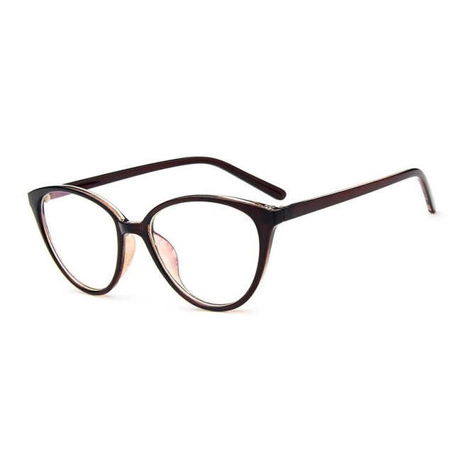 db9ba709beea ... Fashion Classic Frame Mirror Female Brand Designer Optical Eyeglasses 3  one size  Product No  3039500. Item specifics  Seller SKU 眼镜2360-托面茶  Brand  ...