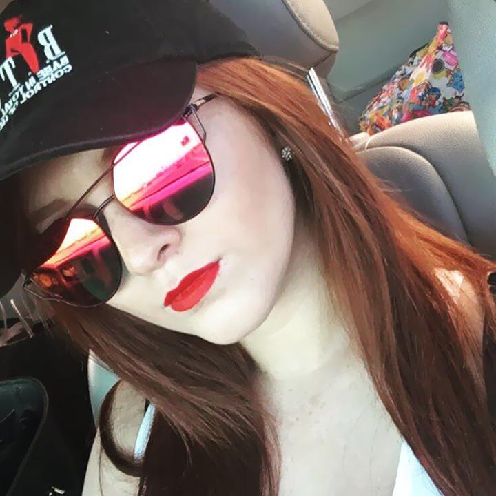 Cat Eye Mirror Sunglasses Rose Gold super star Lady Fashion Sun Glasses black+red one size