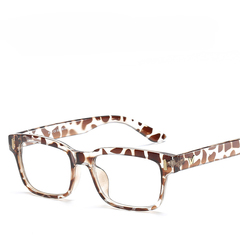 Computer Glasses Anti Blue Rays  Light Filter Screen UV400 Radiation Goggles Spectacles Men Women leopard one size