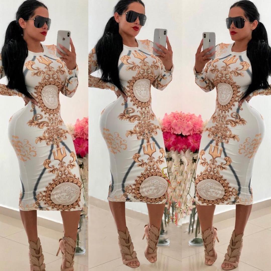 5ba43fb09d215 ... Long Sleeve Turtleneck Dress Back Bandage Sheath Mini Dress Plus Size.  Material 10% Spandex