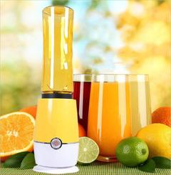 Shake N Take Juice Machine Pocket Sports Bottle Blender 4 Colors shake n take 3 orange