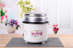 DIMSHOW Household Electric Mini Rice Cooker 1.5L/2L/3L/4L/5L 220-240V Free Shipping as picture 1.5L
