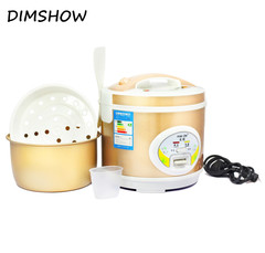DIMSHOW Rice Cooker Pot 2L3L4L5L Kitchen Mini Small Home Genuine Cooking Pot Free Shipping gold 2l