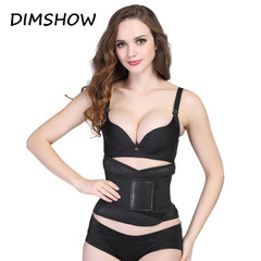 Slimming Underwear Waist Corsets Shapers Body Shaper Women Belt black xxxl