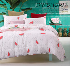 Pastoral Style Summer Quilt Thin Throws Comforter Quilt  Blanket Polyester/Cotton Bedding Cover 2 150*200 size