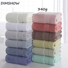 100% Cotton Bath Towel Beach Towel  Fast Drying Soft Thick High Absorbent Antibacterial 70*140CM random color 140*70cm