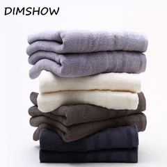 100% cotton Soft super absorbent hand towels bathroom sport towel thicken high quality bath towels purple 35*75cm
