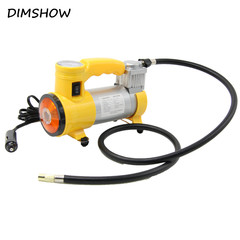 Portable Air Compressor Heavy Duty 12V 150 PSI Pump Tire Inflator Car Tool Inflatable Pump