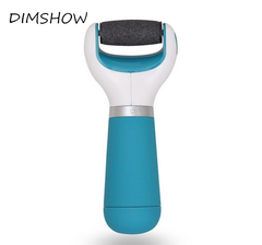 Electrical Pedicure Foot File Callus Remover Dead Skin Shaves Foot Care Tool blue