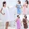 Bath Towels Fashion Lady Girls Wearable Fast Drying Magic Bath Towel Beach Spa Bathrobes Bath Skirt random color 80*160cm