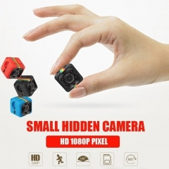 Mini Camera HD 1080P Night Camcorder Car DVR Infrared Video Recorder Sport Digital Camera black one size