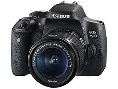Canon EOS 750D Digital SLR camera with EF-S 18-55mm is stm lens kit Brand new genuine unopened
